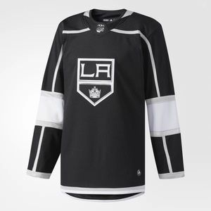 Adidas NHL LA Kings Blank Stitched Jersey